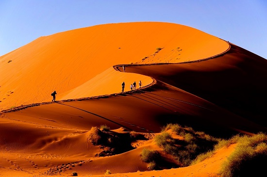 Travel Tips: Ever been to Namibia? Let's take a trip!