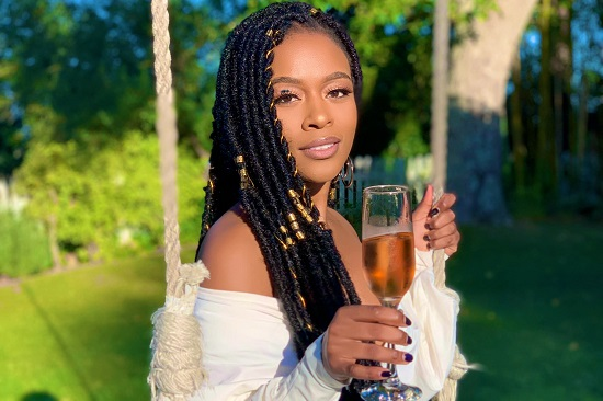 YAAAY!! Nomzamo Mbatha Joins Cast of COMING 2 AMERICA!