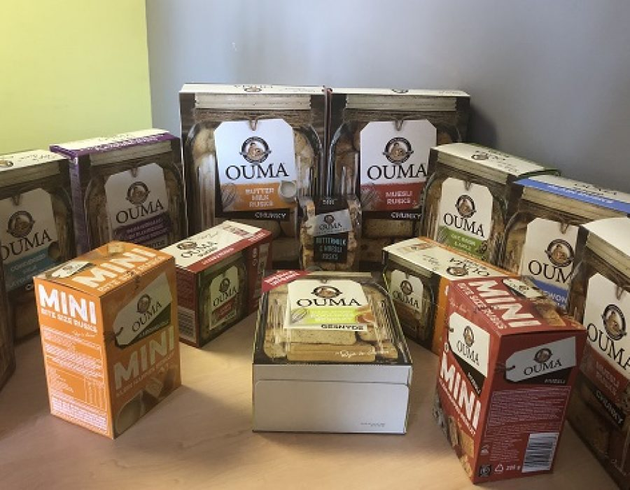 Competition: Win Ouma Rusks Hampers Worth R450 each!