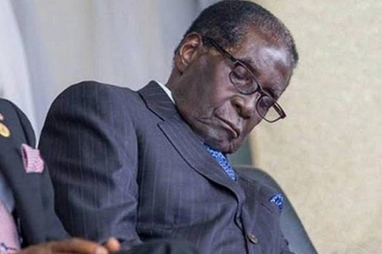 Zimbabwe: Robert Mugabe Addresses the Nation after Being Fired by ZANU PF. #MugabeMustGo
