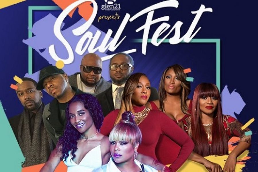 SOUL FEST 2018 to feature TLC, Dru Hill & SWV. #SoulFest2018