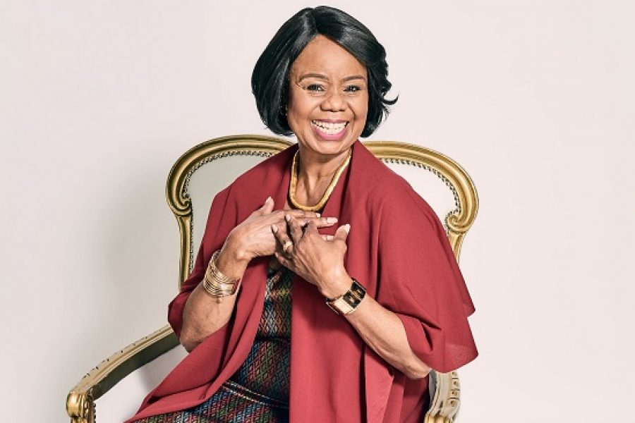Thembi Mtshali-Jones to be honoured with a Living Legend Award in America!