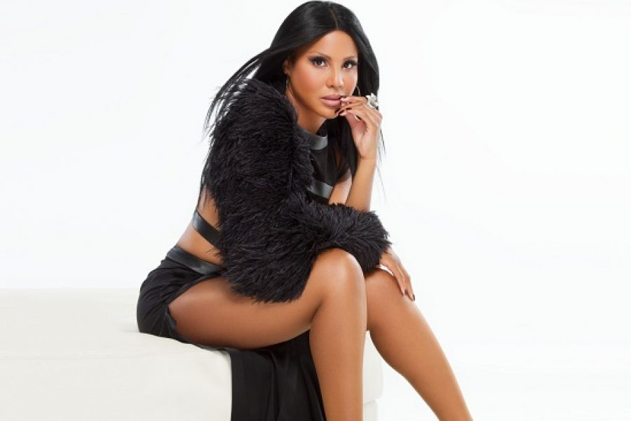 Toni Braxton is heading to South Africa for her 'AS LONG AS I LIVE' World Tour.