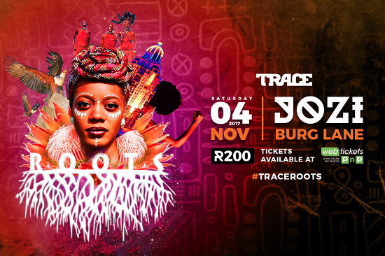TRACE Southern Africa Presents the Annual Roots Music Festival