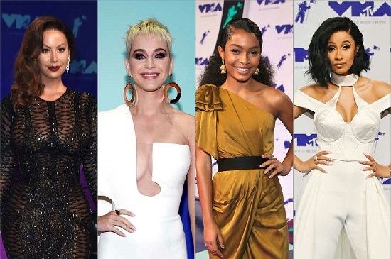 Fashion: A Look at The MTV VMAs Red Carpet Looks For 2017!