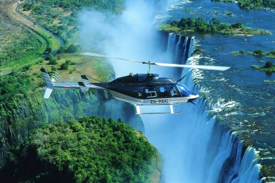 African Travel: Experience Zambia and Zimbabwe's Victoria Falls!